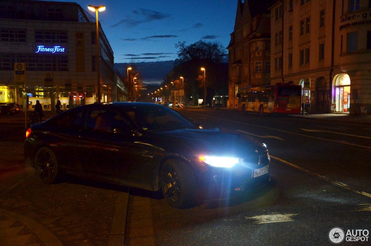 BMW M4 F82 Coupé 7