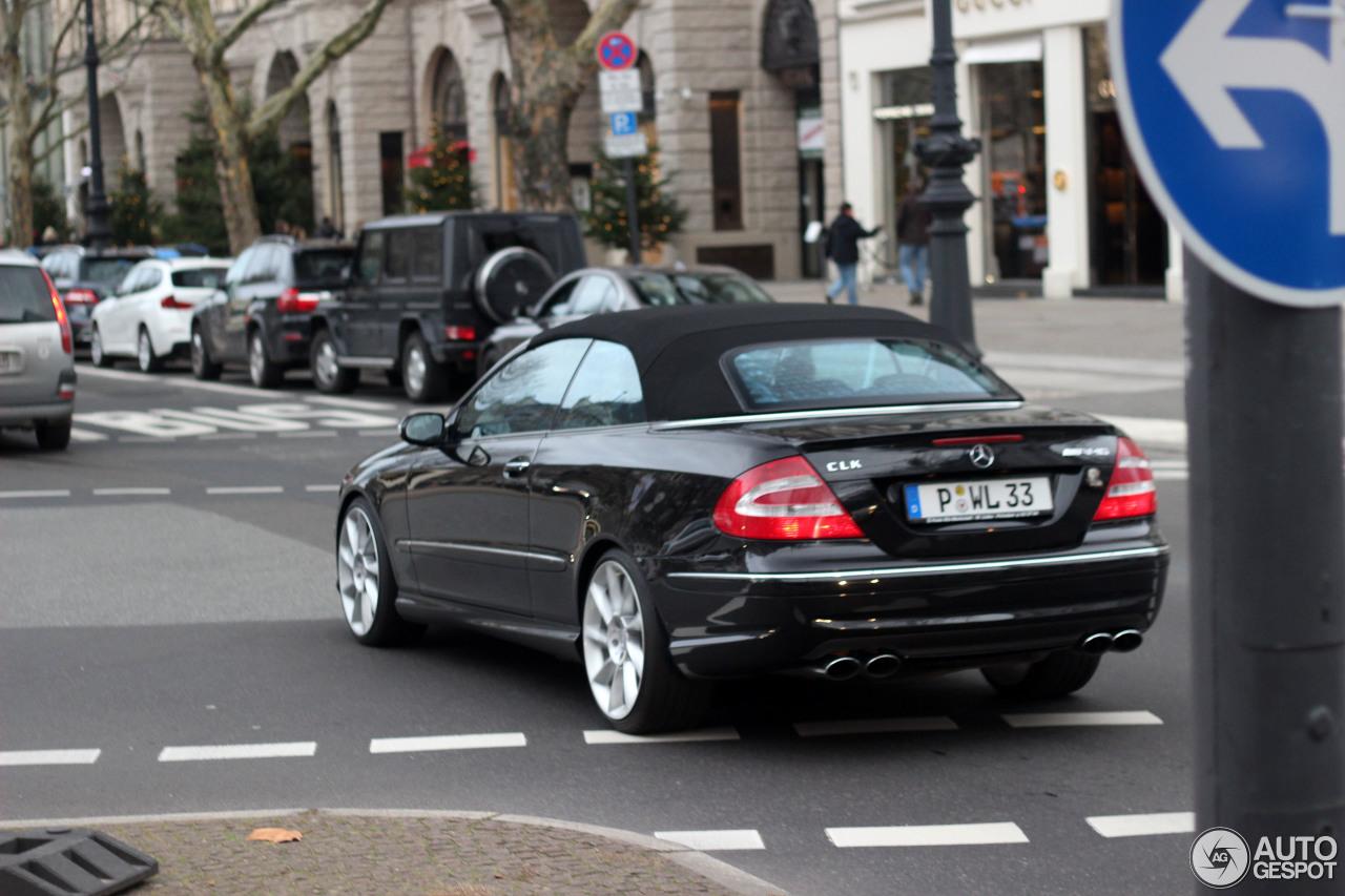 Mercedes benz clk 55 amg cabriolet 28 december 2013 for Mercedes benz clk 2013