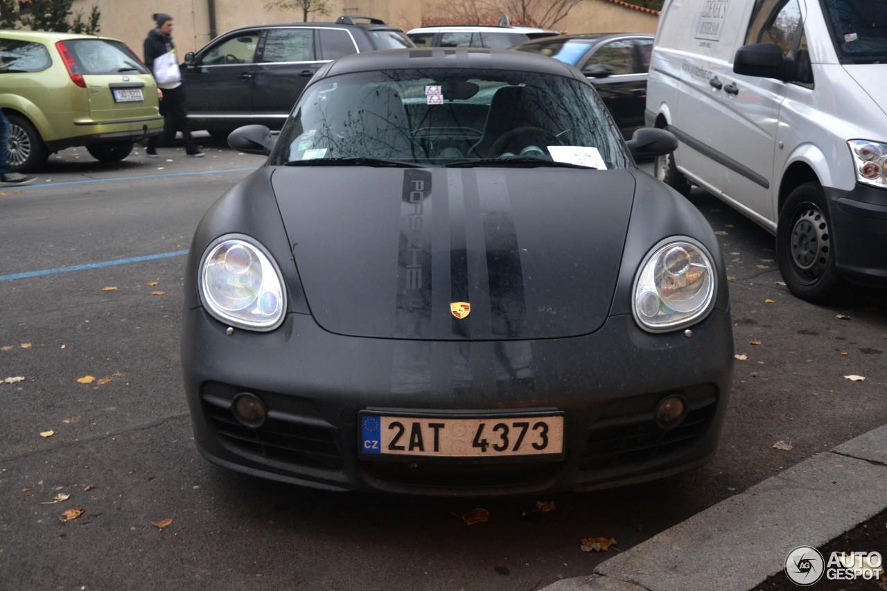Cayman S Porsche Design Edition 2