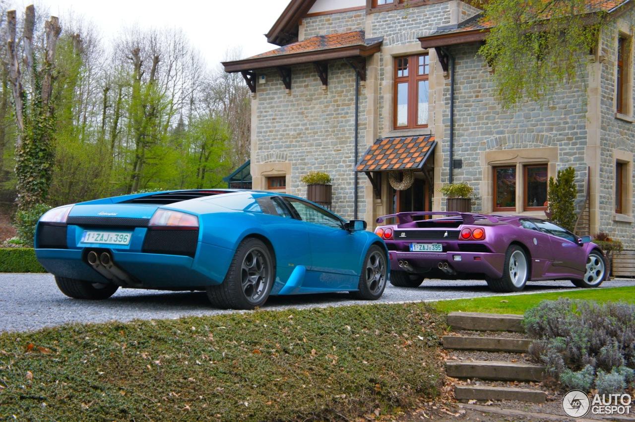 2010 Lamborghini Murcielago 40th Anniversary Edition Car Pictures