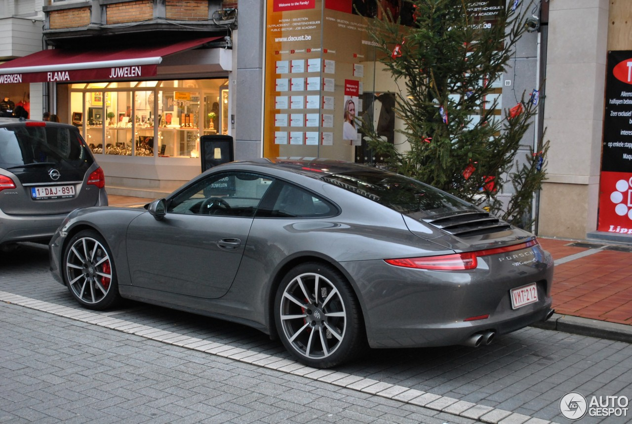 porsche 991 carrera 4s 2 january 2013 autogespot. Black Bedroom Furniture Sets. Home Design Ideas