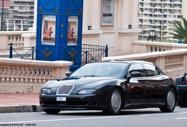 Bugatti EB112 Prototype