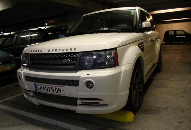 Land Rover Arden Range Rover Sport Supercharged