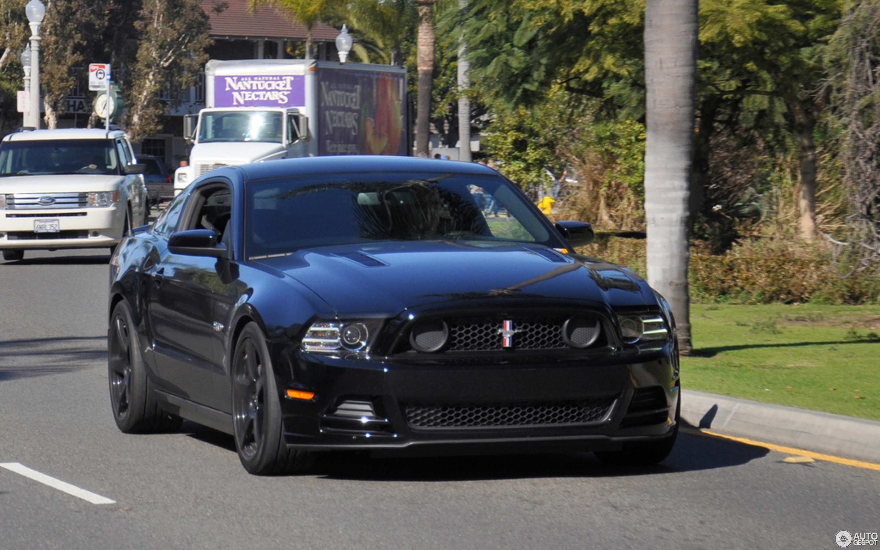Ford Mustang Gt 2013 6 January 2013 Autogespot