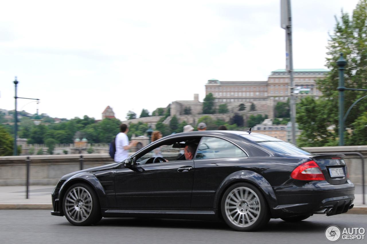 Mercedes benz clk 63 amg black series 12 january 2013 for Mercedes benz clk 2013
