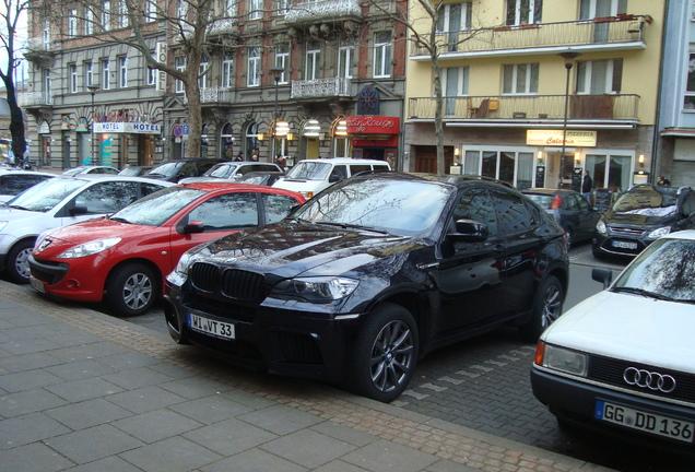 BMW X6 M E71