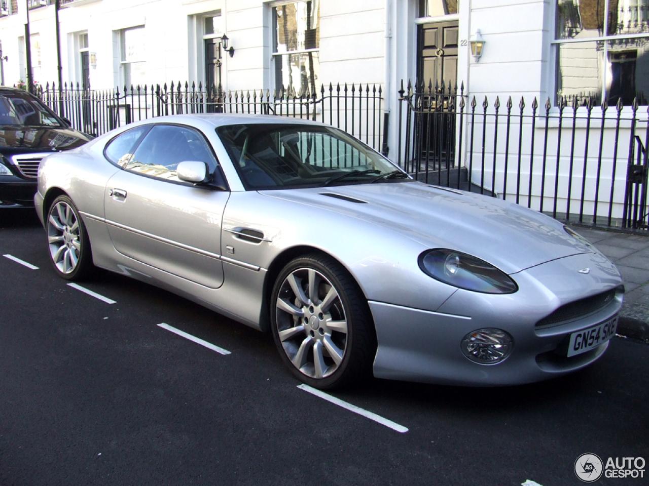Aston Martin Db Gt C