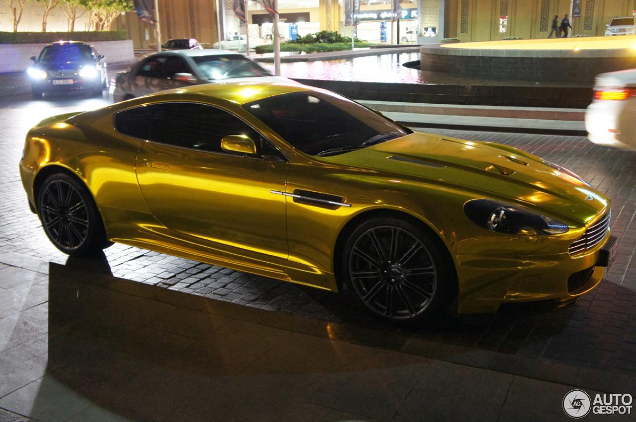 Aston Martin DBS - 23 ... Aston Martin Vanquish 2014