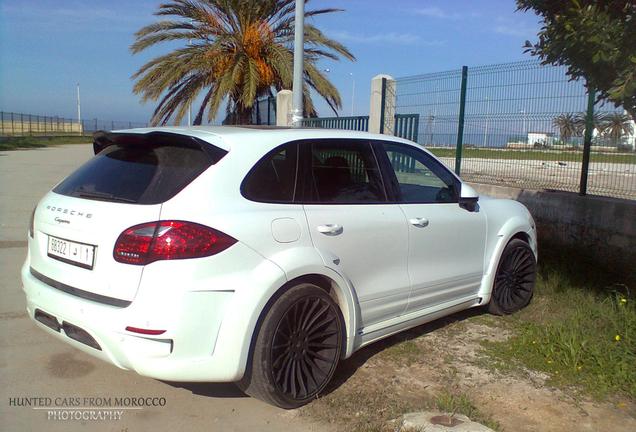 Porsche Cayenne Hamann Guardian EVO