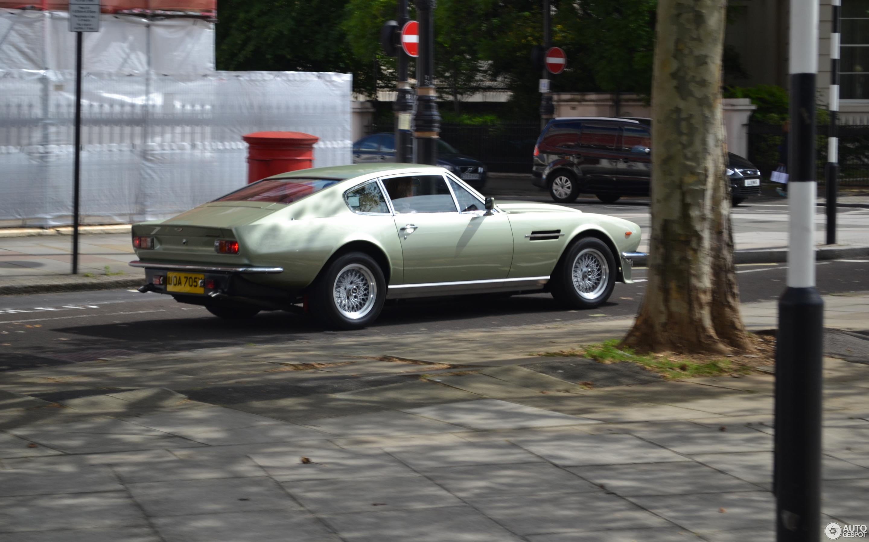 Aston Martin V8 Vantage 1977 1989 26 January 2013 Autogespot