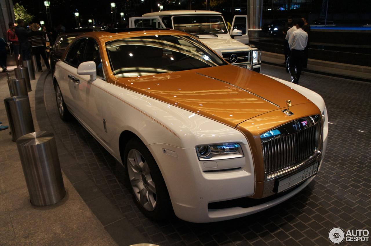 Rolls-Royce Ghost - 27 January 2013 - Autogespot