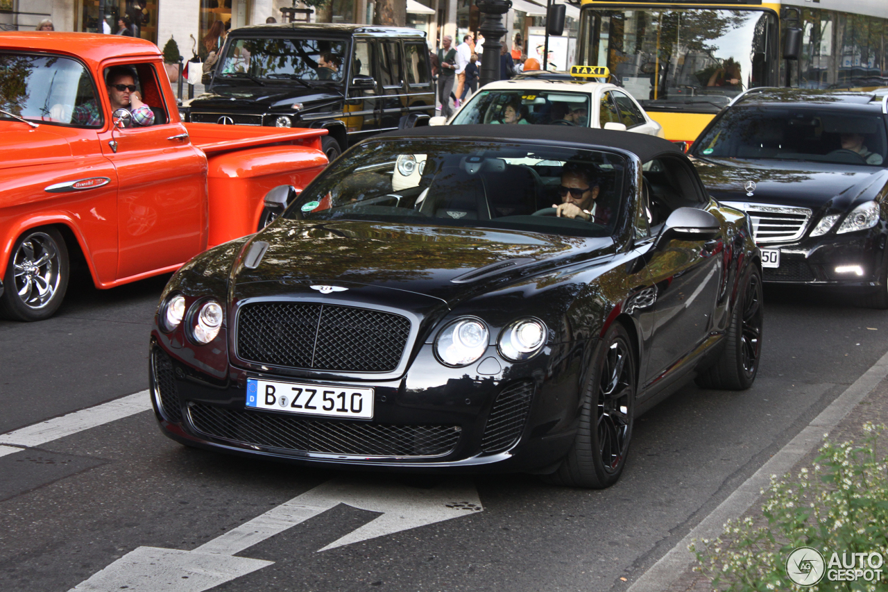 bentley continental supersports convertible 29 januar 2013 autogespot. Black Bedroom Furniture Sets. Home Design Ideas