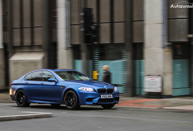 BMW M5 F10 M Performance Edition