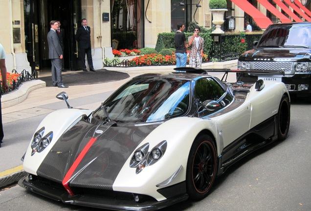 Exotic Car Spots   Worldwide & Hourly Updated! • Auspot - Pagani