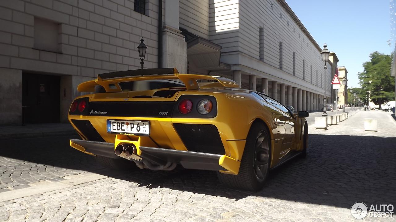 Lamborghini Diablo Gt 2 Februar 2013 Autogespot