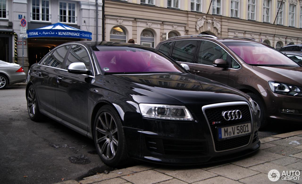 Audi RS6 Sedan C6 - 4 February 2013 - Autogespot