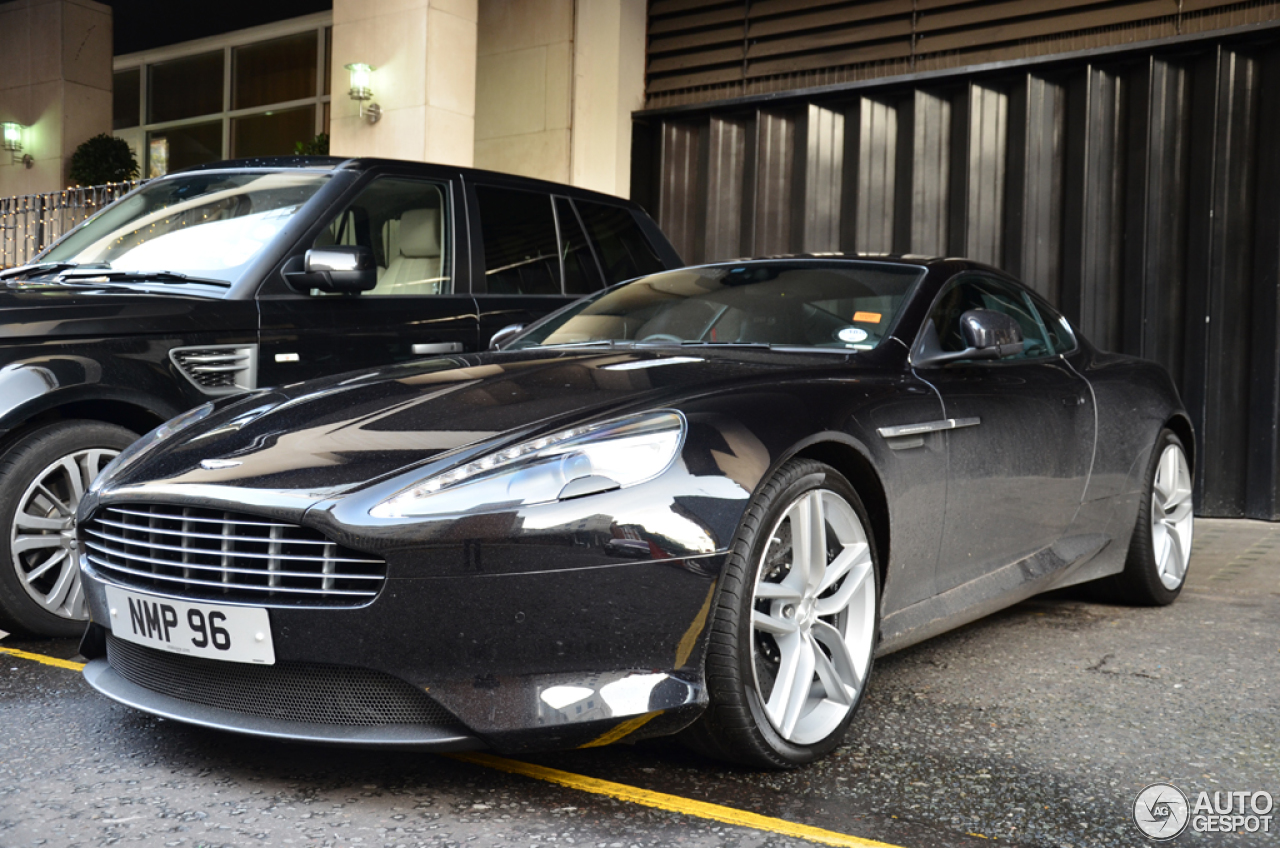 aston martin db9 2013 5 february 2013 autogespot. Black Bedroom Furniture Sets. Home Design Ideas