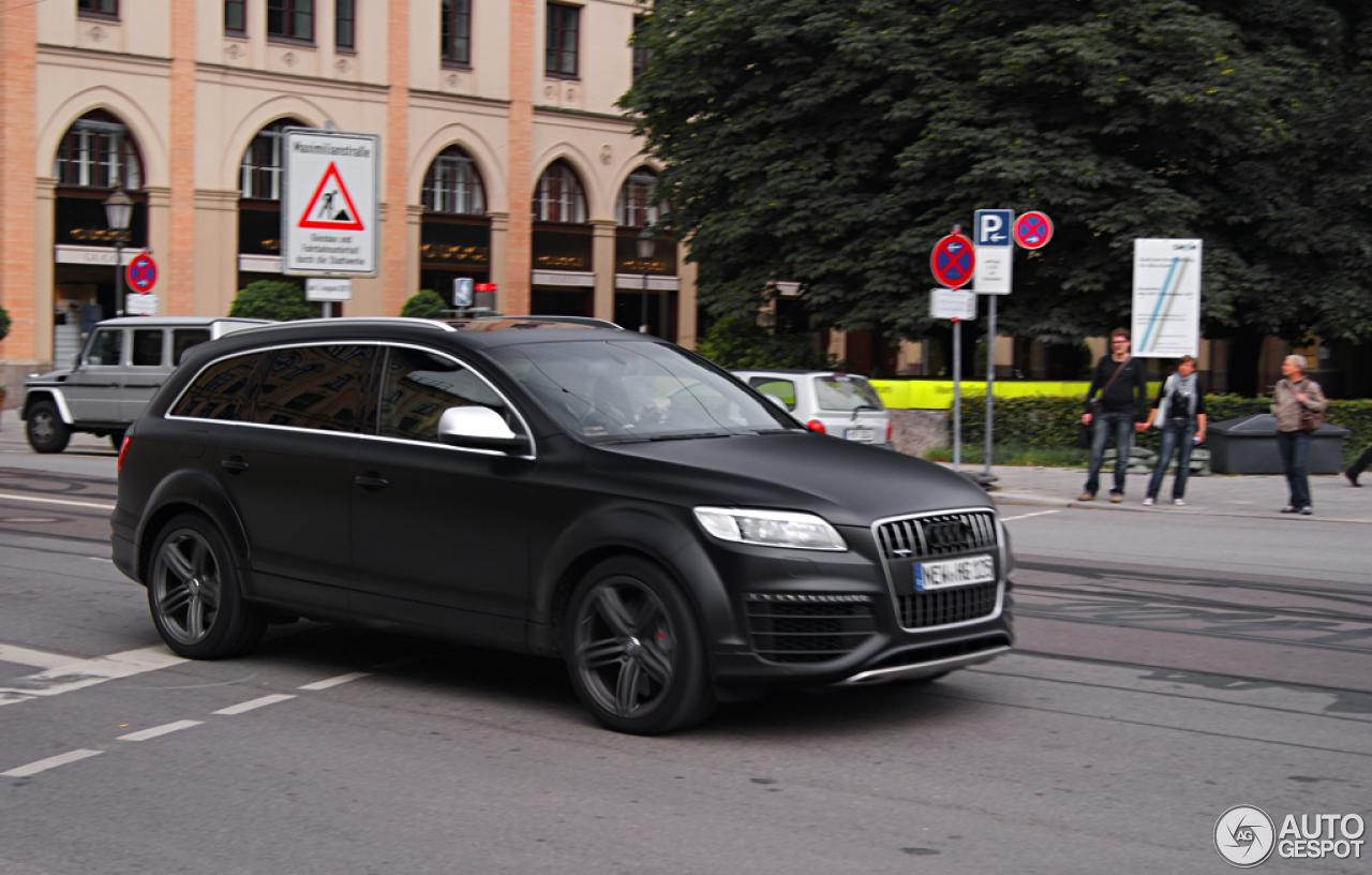 Audi Q7 V12 Tdi 6 February 2013 Autogespot