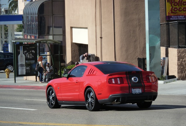 Ford Mustang Shelby G.T. 500 DUB Edition 2011