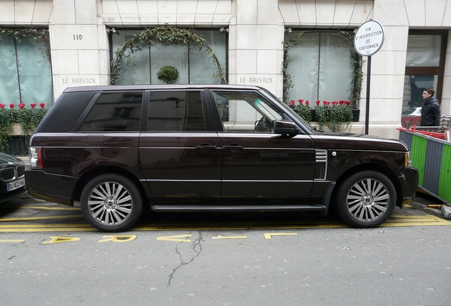 Land Rover Range Rover Autobiography Supercharged Ultimate Edition EWB Carat Duchatelet