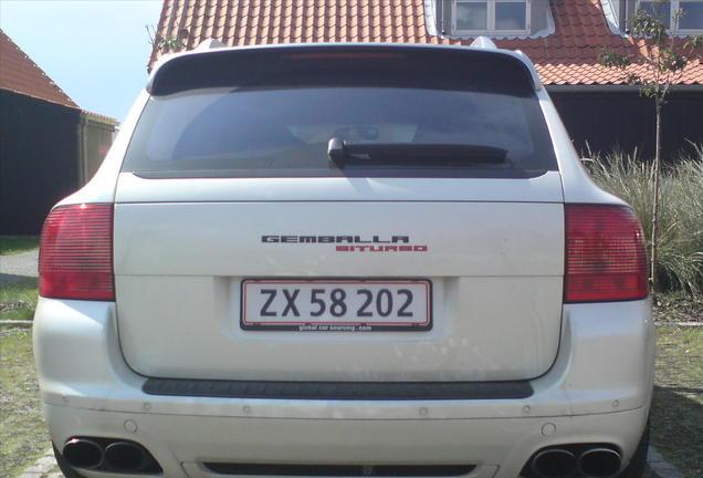 Gemballa 955 Biturbo GT750