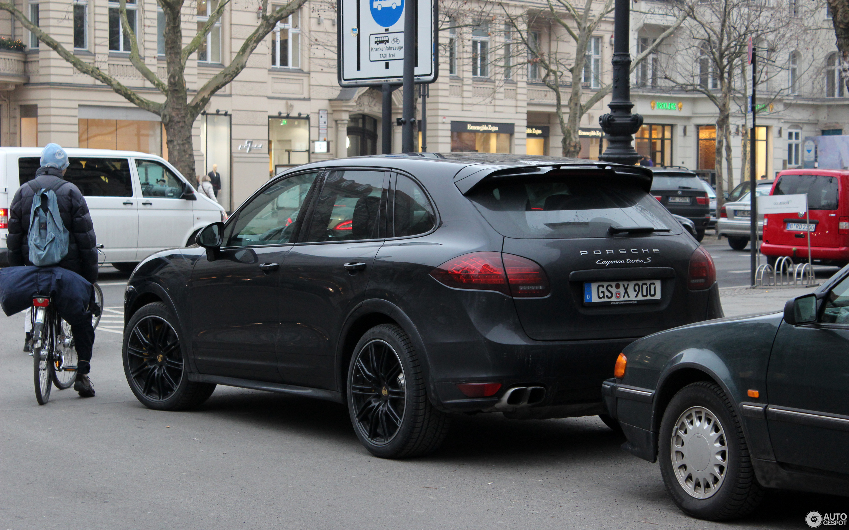 porsche 958 cayenne turbo s 16 february 2013 autogespot. Black Bedroom Furniture Sets. Home Design Ideas