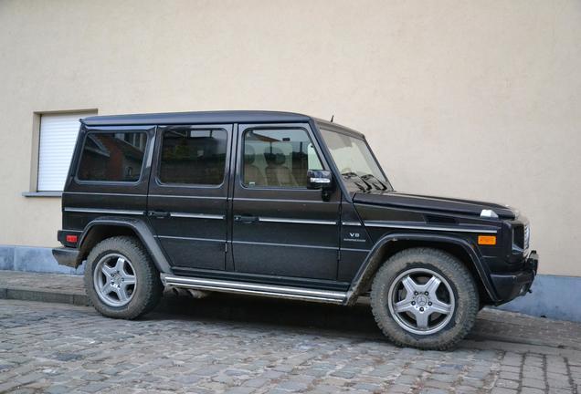 Mercedes-Benz G 55 AMG Kompressor 2005