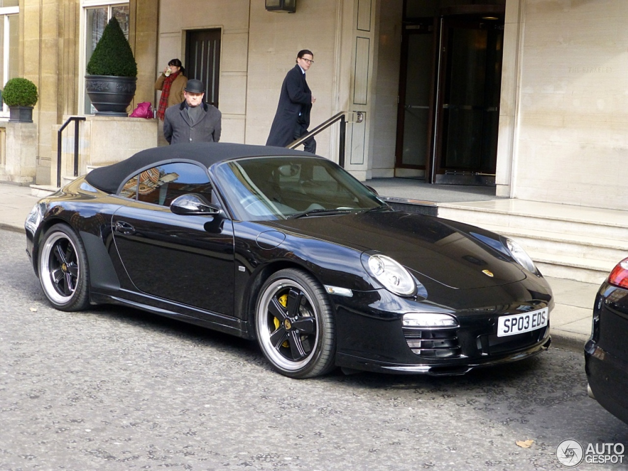 Porsche 997 Speedster 20 February 2013 Autogespot