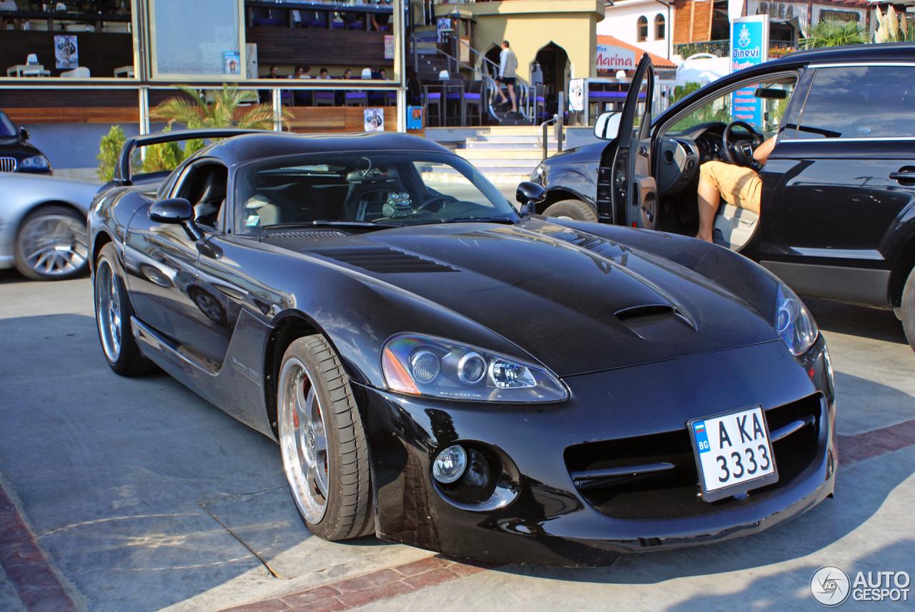 Dodge Viper Hennessey Venom 1000  29 May 2011  Autogespot