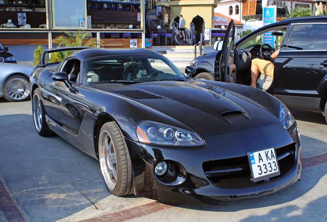 Dodge Viper Hennessey Venom 1000
