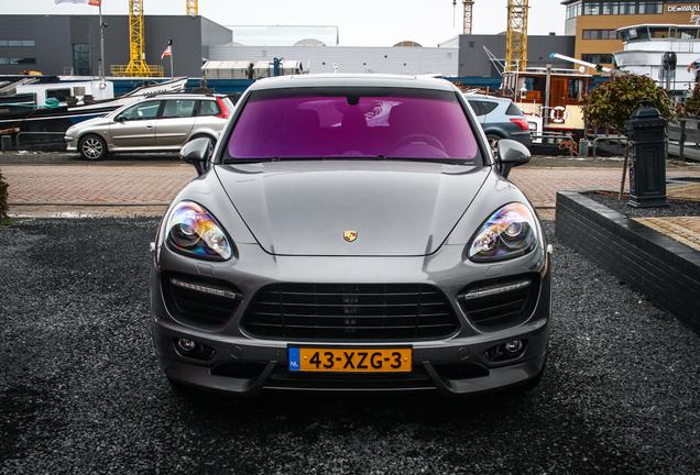 Porsche Techart Cayenne GTS 2013