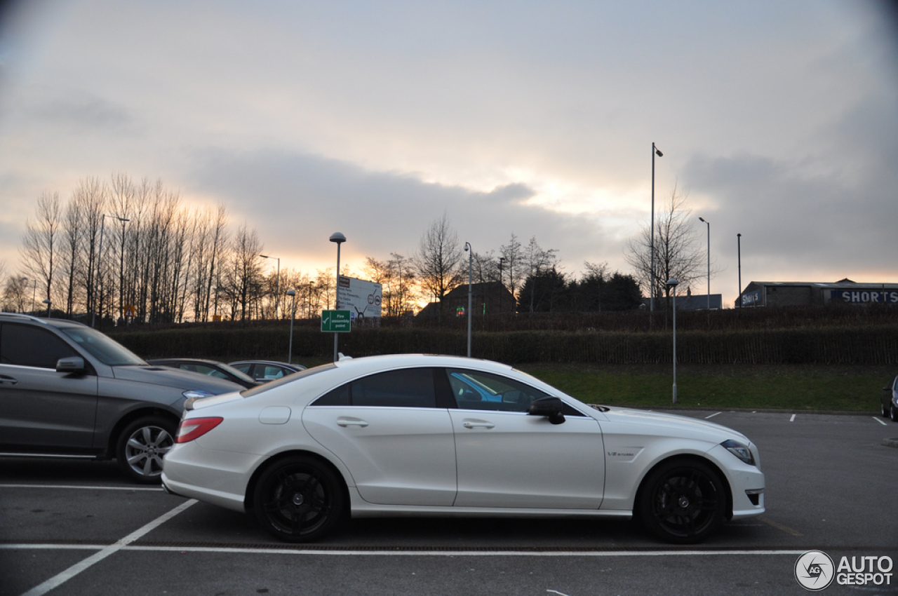 Mercedes benz cls 63 amg c218 26 february 2013 autogespot for 2013 mercedes benz cls 63 amg