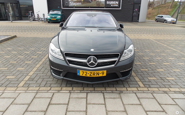 Mercedes Benz CL 63 AMG C216 2011 28 February 2013 Autogespot