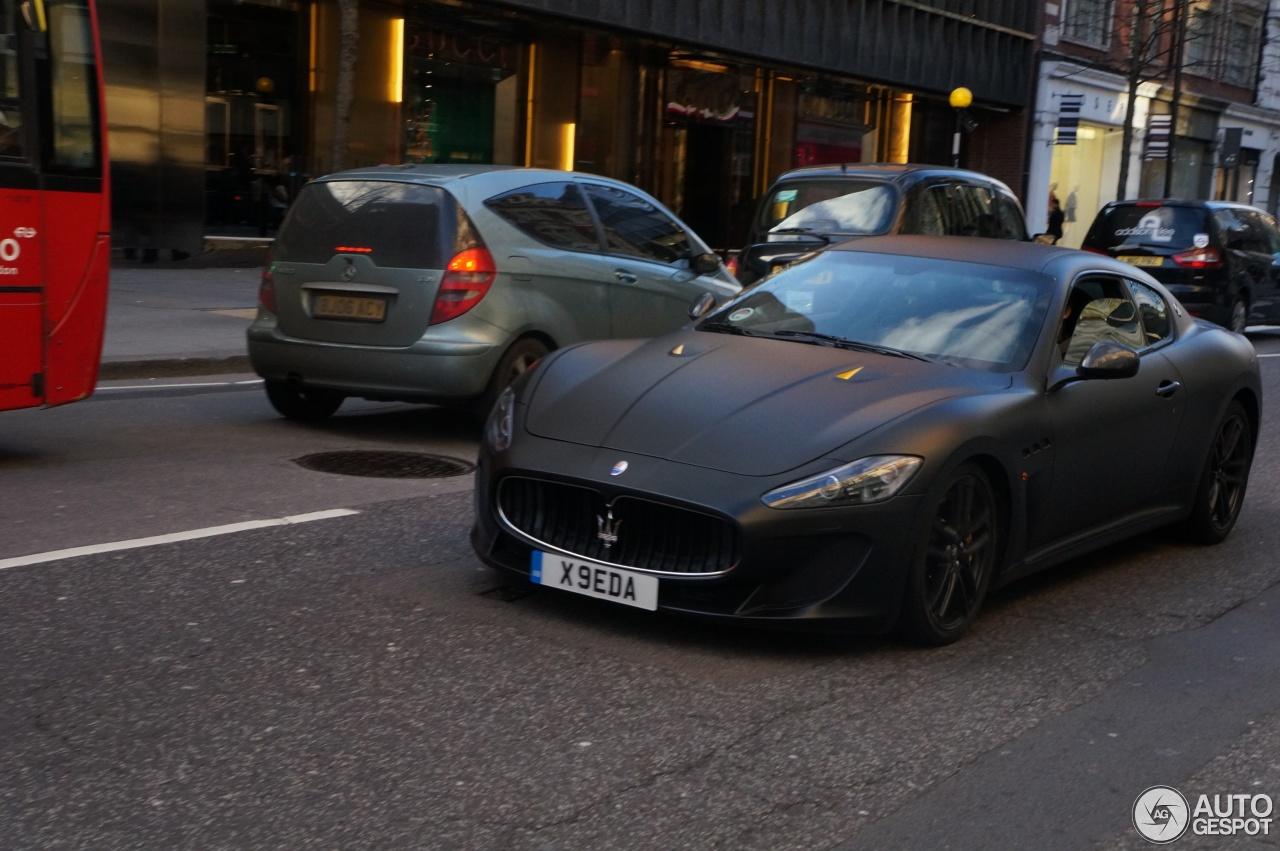 Maserati Granturismo Mc Stradale 3 March 2013 Autogespot