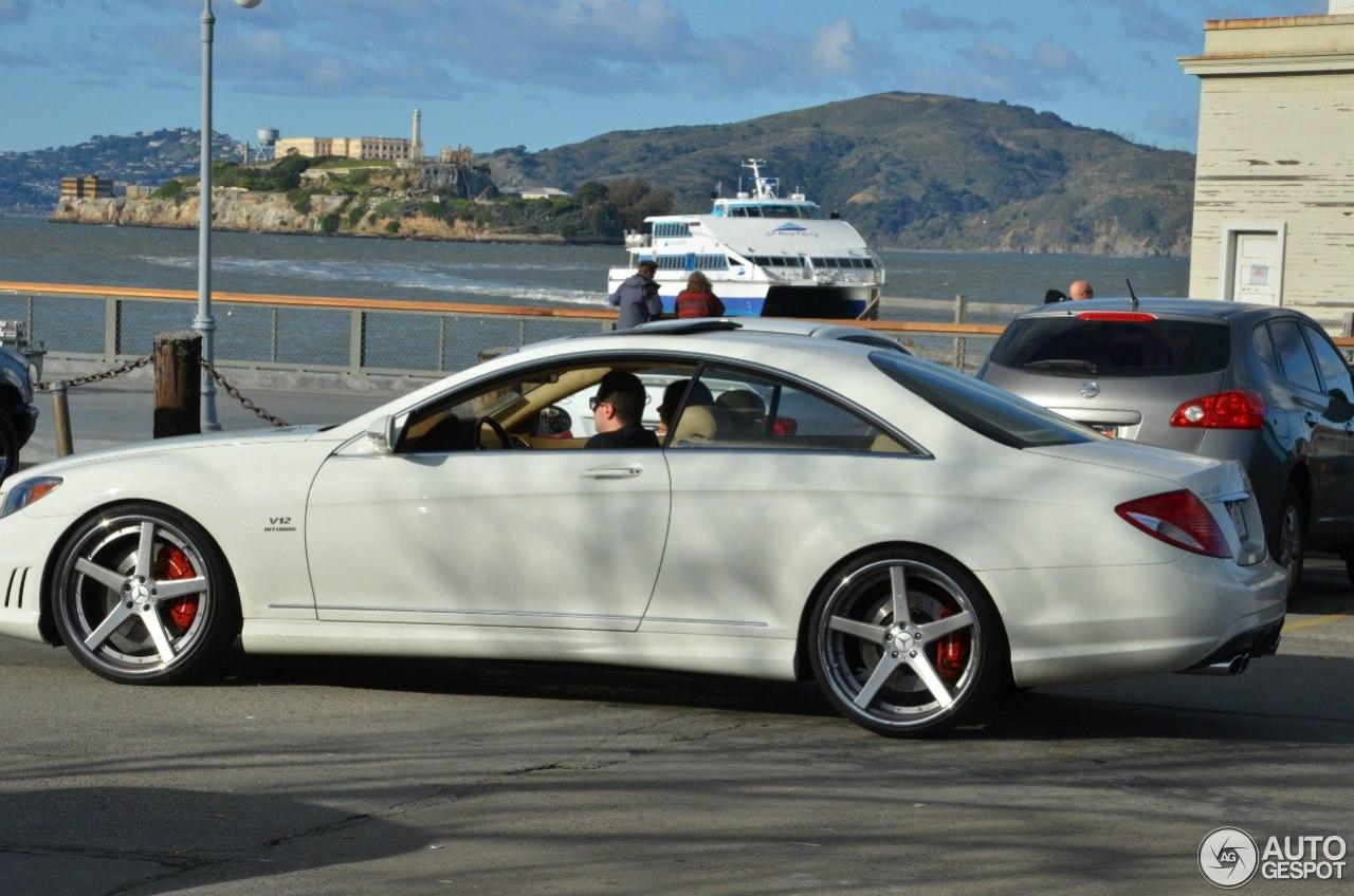Mercedes Benz Cl 65 Amg C216 4 March 2013 Autogespot