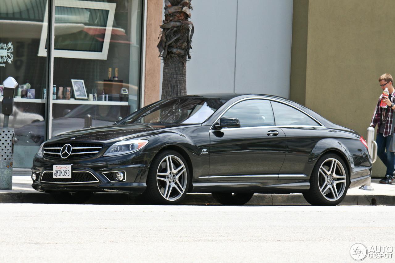 Mercedes Benz Santa Monica >> Mercedes-Benz CL 65 AMG C216 - 7 March 2013 - Autogespot