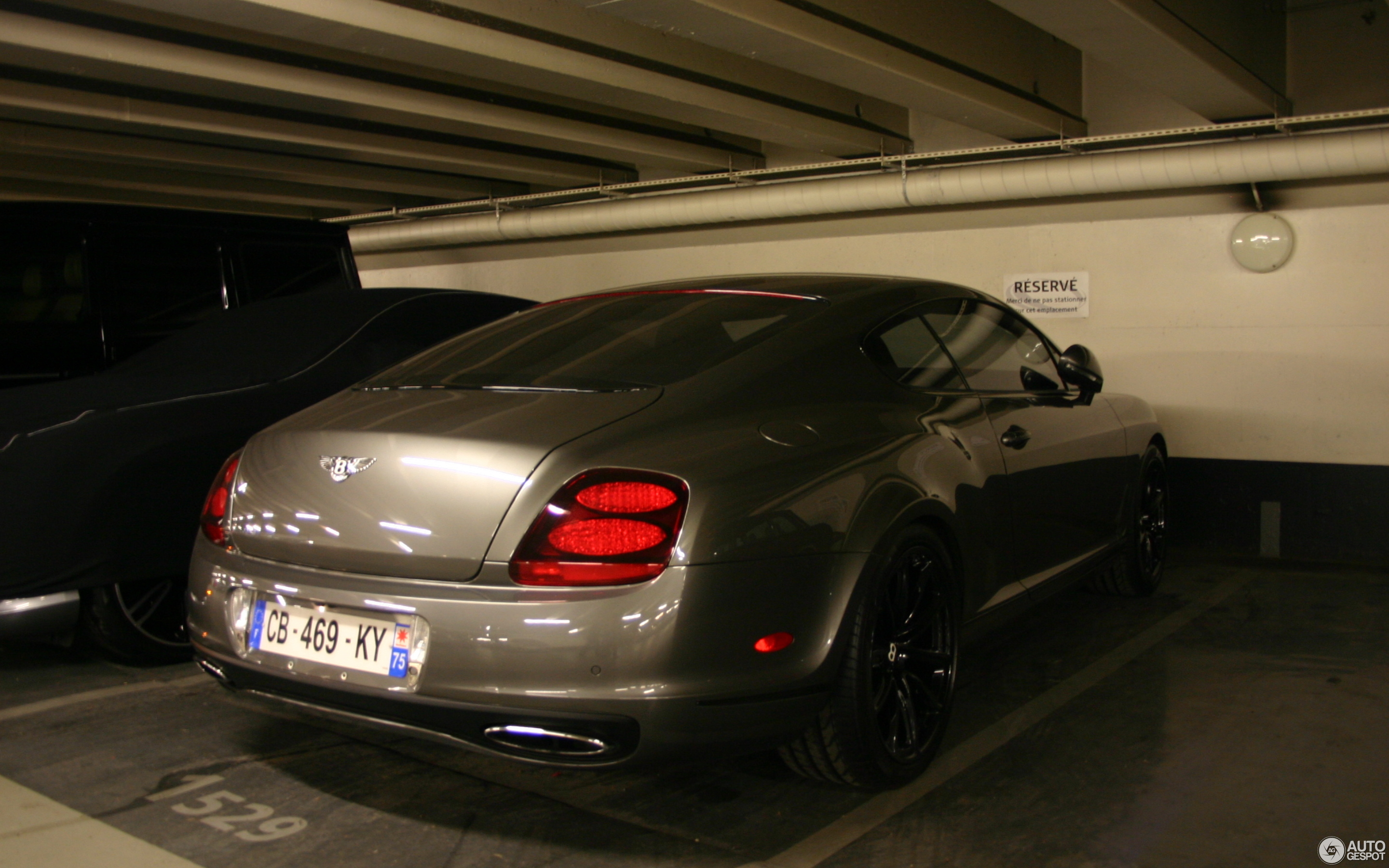 Bentley Continental Supersports Coupe 9 March 2013 Autogespot