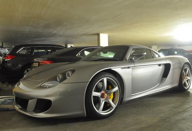 Porsche Carrera GTZ