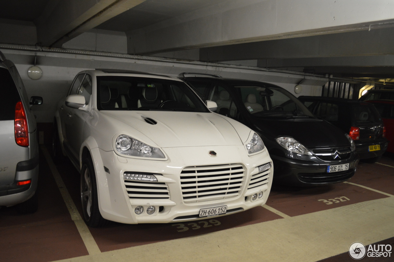 porsche cayenne techart magnum 2007 12 mars 2013 autogespot. Black Bedroom Furniture Sets. Home Design Ideas