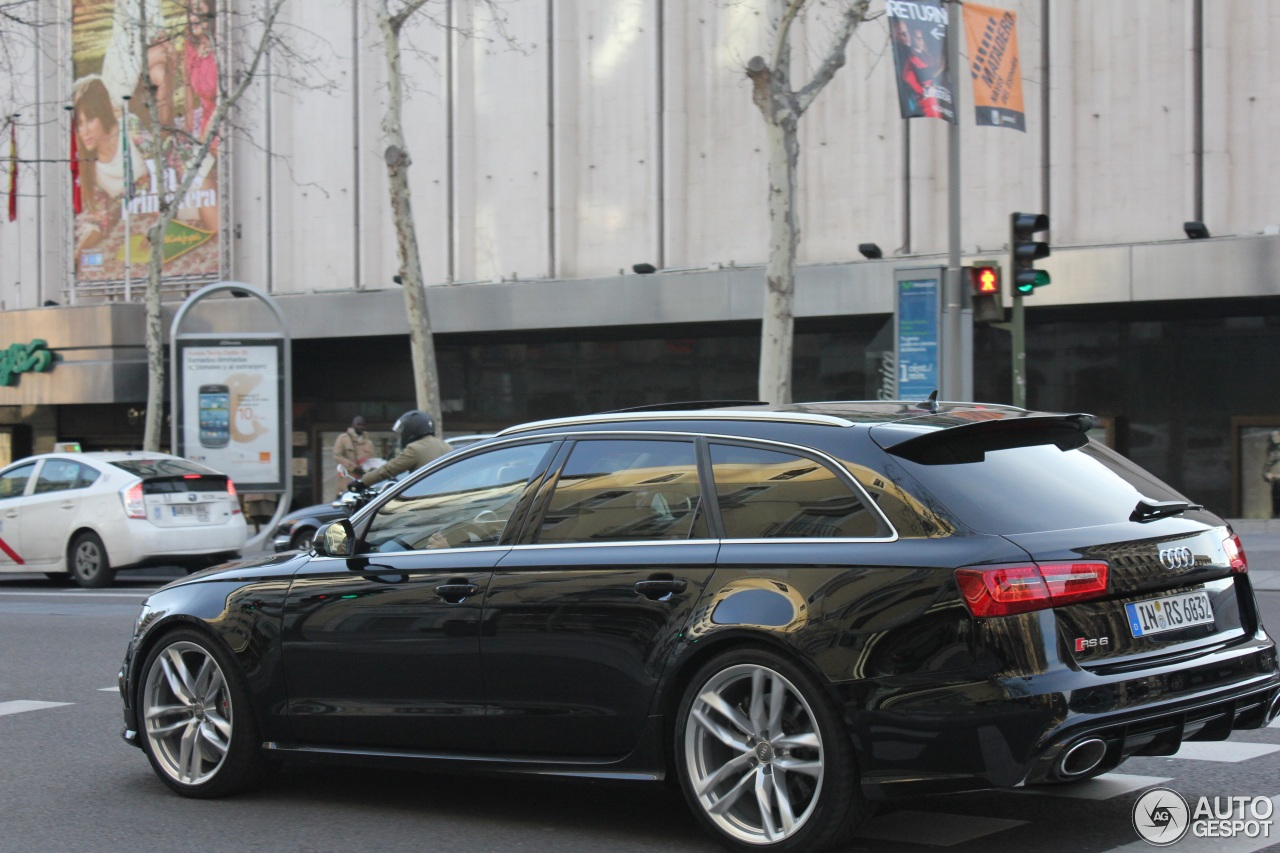 Audi Rs6 Avant C7 16 March 2013 Autogespot