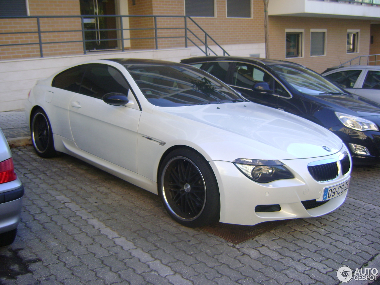 bmw m6 e63 17 march 2013 autogespot. Black Bedroom Furniture Sets. Home Design Ideas