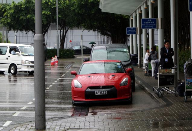 Nissan GT-R HKS GT600