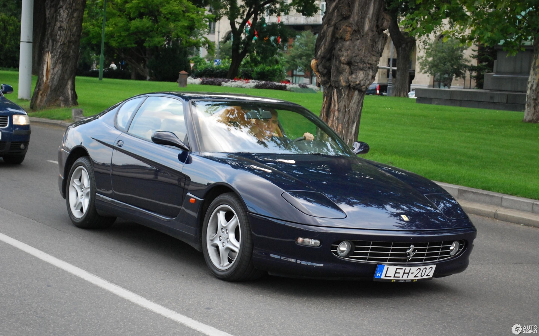 Ferrari 456m Gt 22 March 2013 Autogespot