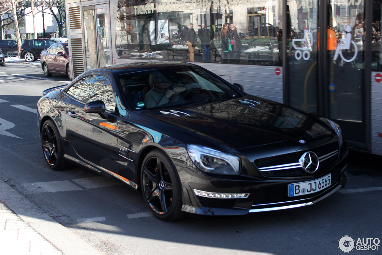 mercedes benz sl 65 amg r231 23 mrz 2013 autogespot. Black Bedroom Furniture Sets. Home Design Ideas