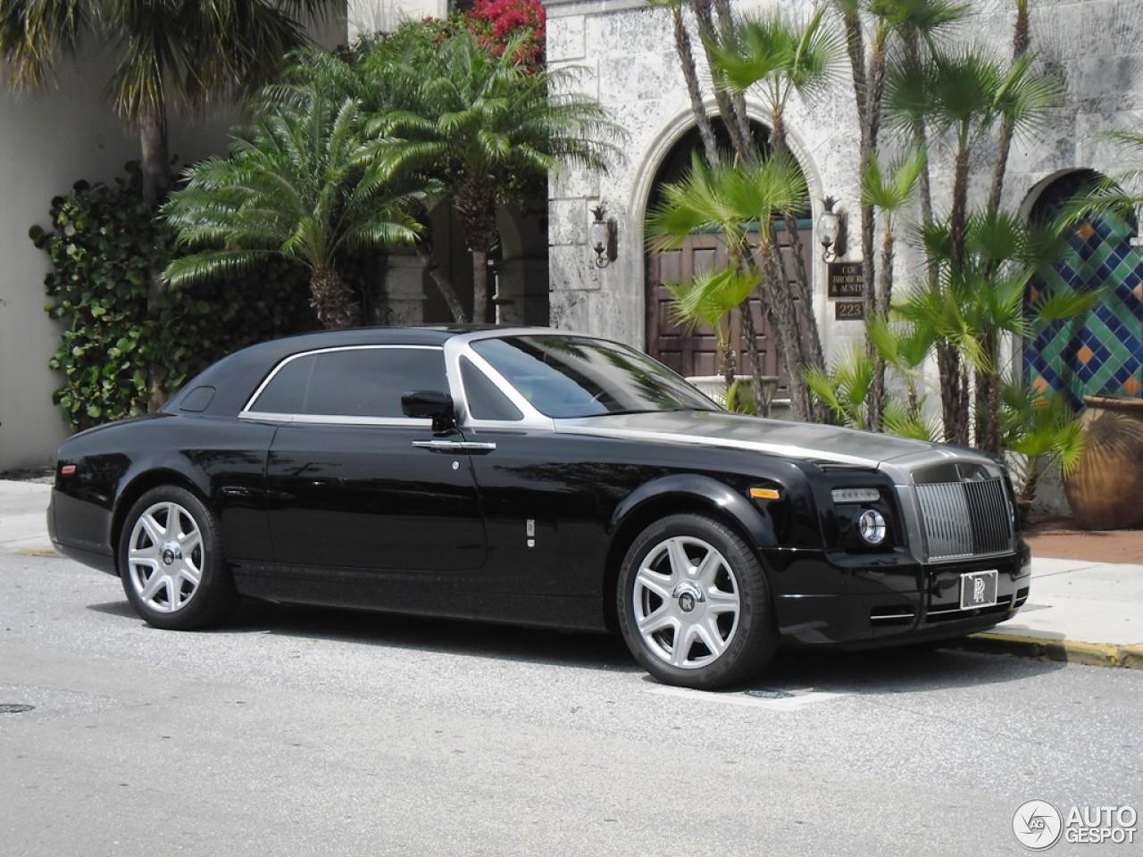 Rolls-Royce Phantom Coupé - 23 March 2013 - Autogespot