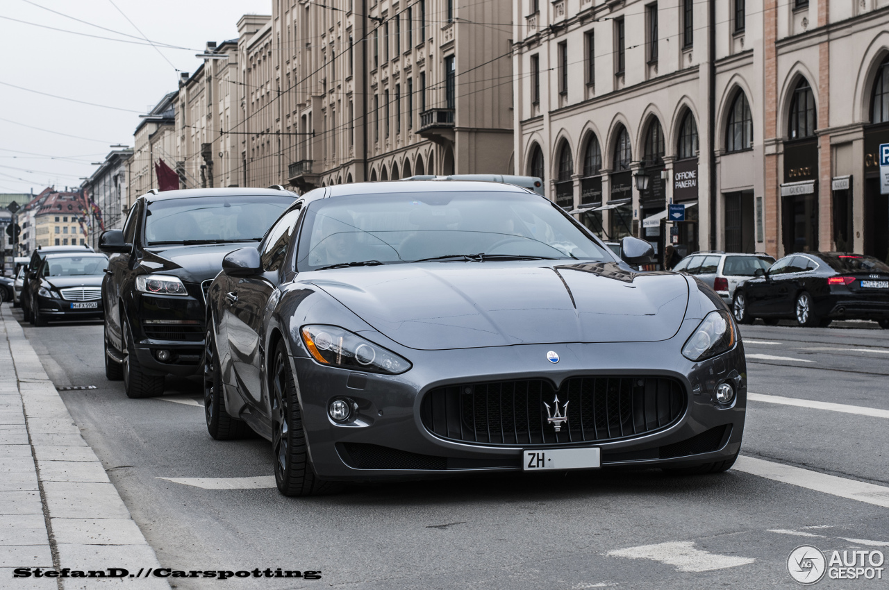 maserati granturismo s 24 mrz 2013 autogespot. Black Bedroom Furniture Sets. Home Design Ideas