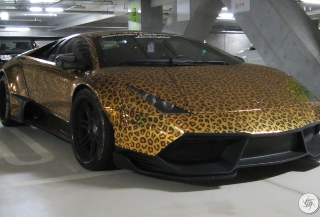 Lamborghini Murciélago LP640 Liberty Walk LB Performance Wide Body