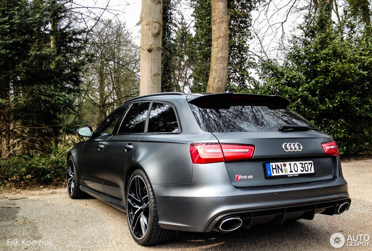 Audi RS6 Avant C7 - 31 Mrz 2013 - Autogespot