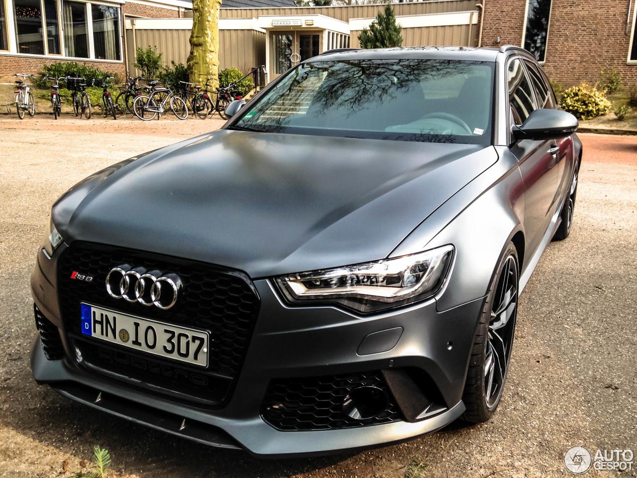 Audi Rs6 Avant C7 31 Mrz 2013 Autogespot