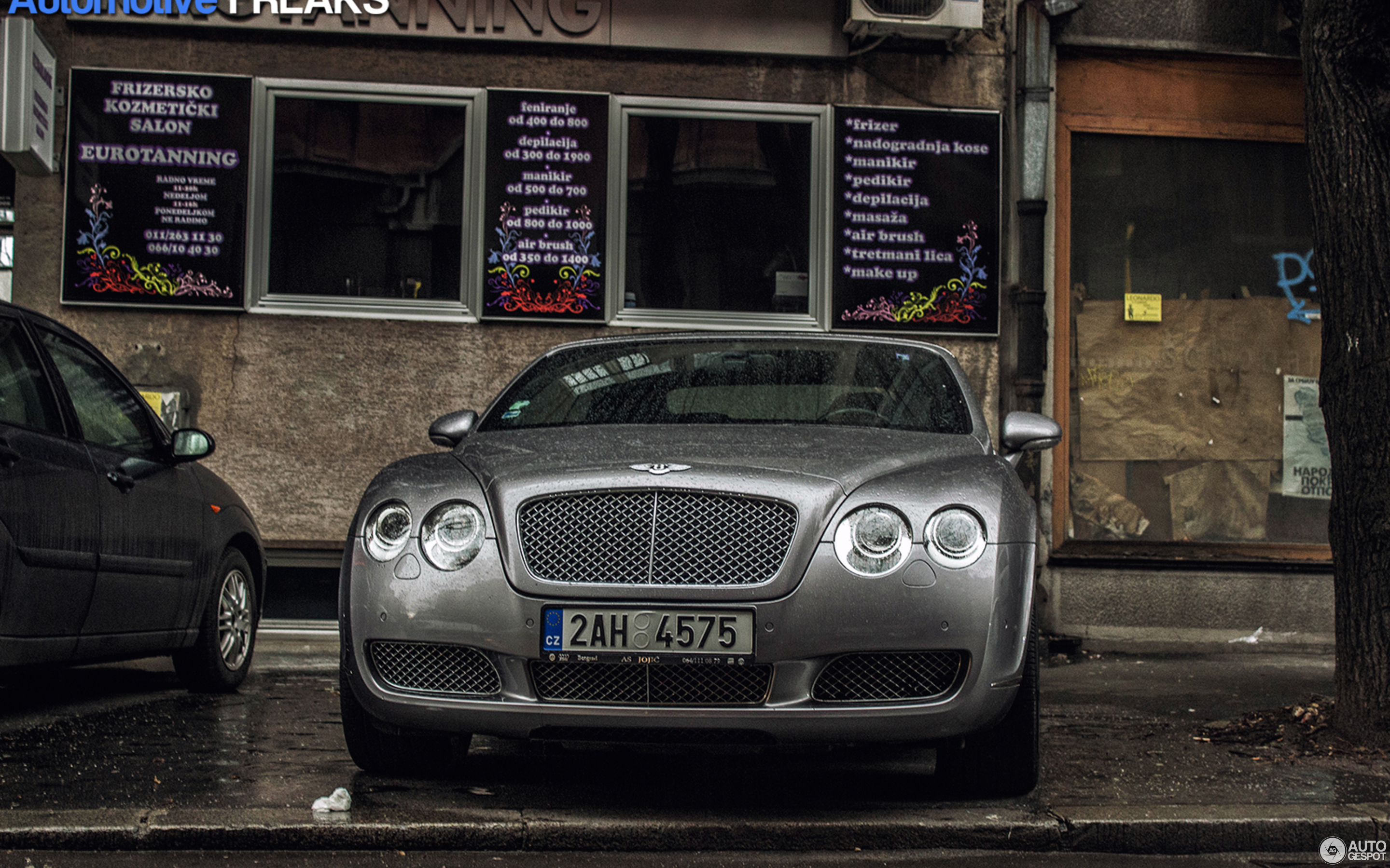 Bentley Continental GTC 31 March 2013 Autogespot